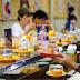 Kuru Kuru Sushi – Nhà hàng băng chuyền Sushi đầu tiên tại Việt Nam