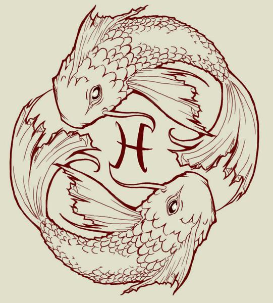 Tattoos pisces fish tattoos design ideas for Koi symbolism