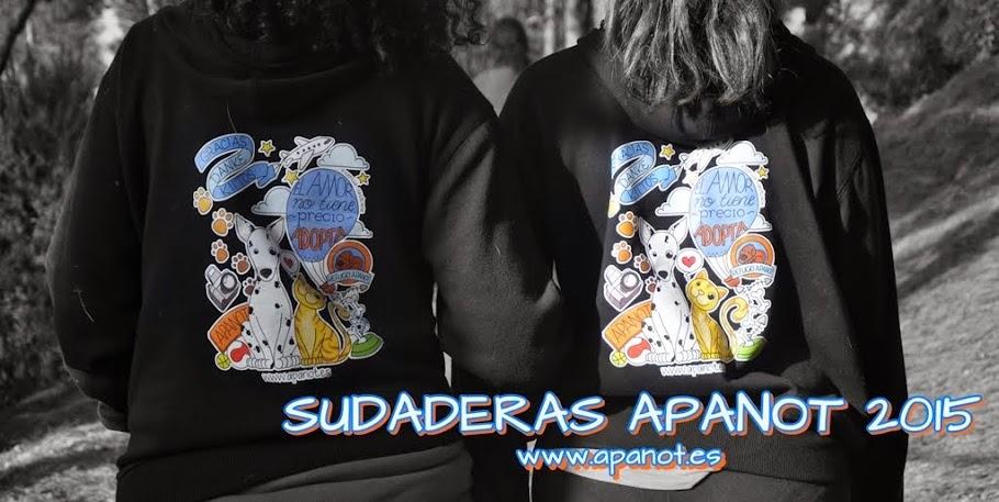 SUDADERAS APANOT 2015