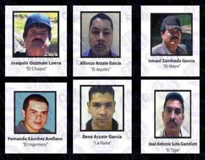 Borderland Beat: US DOJ goes after drug lords operating in ...