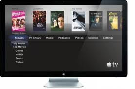apple 32-inch HDTV