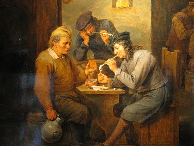 coffeeshops de la Edad de Oro