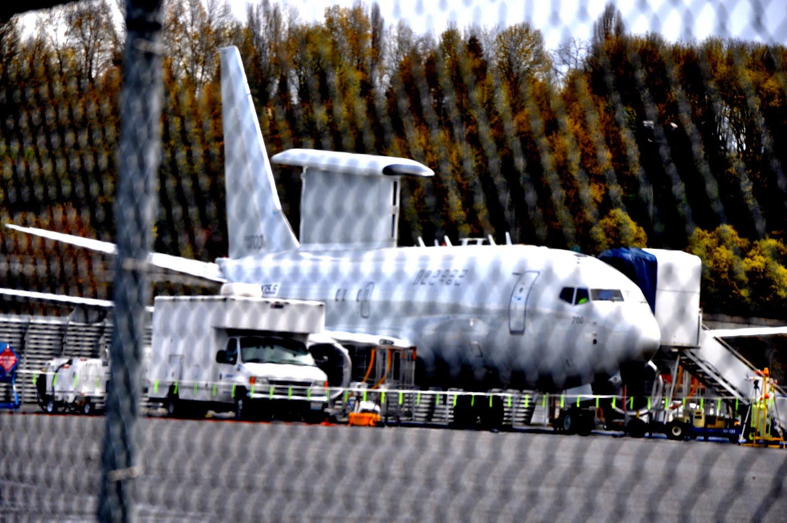 Aircraft Losses In Washington State April 2011