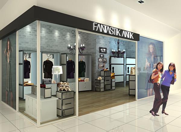 Shops Design