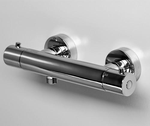 Новинки от WasserKRAFT - термостатические смесители и душевые комплекты