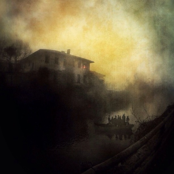 The shunned house © Federica Corbelli
