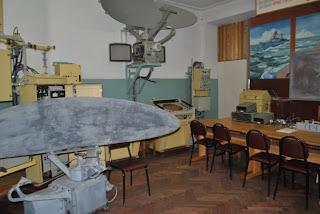 учебный класс ВВМУРЭ Попова