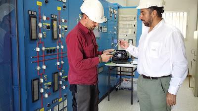 Renovació tecnològica de les remotes de segona generació a Estabanell