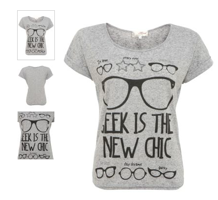 Geek is the new Chic T-Shirt