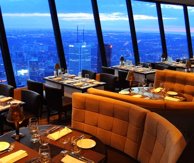 World's Top Revolving Restaurants - magrush.com