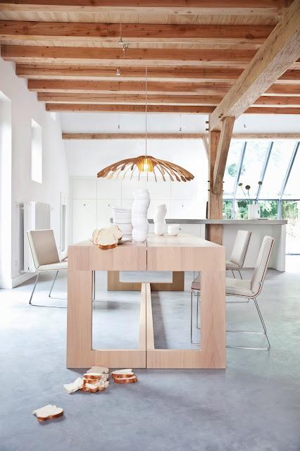 Maas design eetkamertafel  Eetkamertafels.com - de mooiste design ...