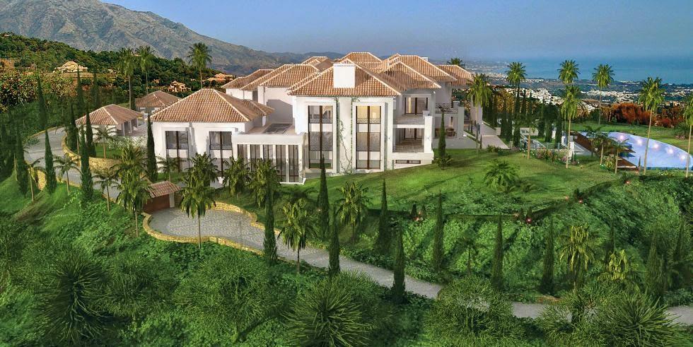 Urbanizaciones de lujo un gran sitio - Casas de lujo en marbella ...