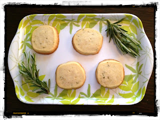 Recipe: Meyer lemon and rosemary cookies