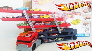 Truck Hot Wheels Mega Hauler