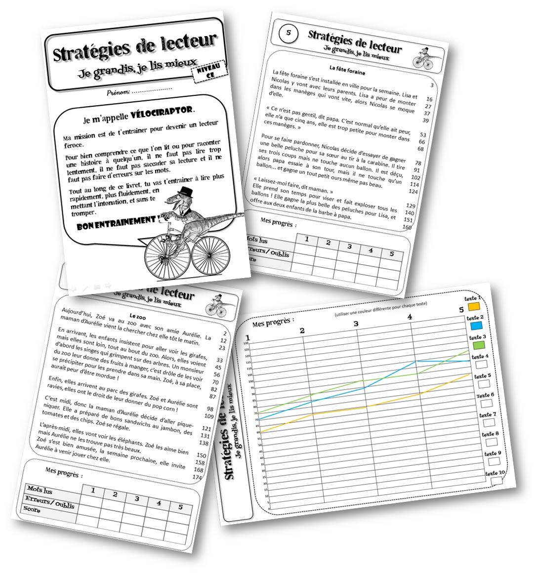 Populaire Teacher Charlotte: Vélociraptor : fichier d'entrainement à la  ML62
