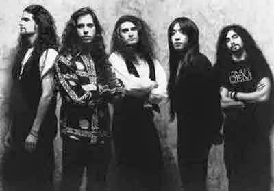 Dream Theater en el 92