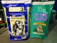 Nuestros perros se alimentan de piensos G10 adultos y cachorros información 609978206 Iban