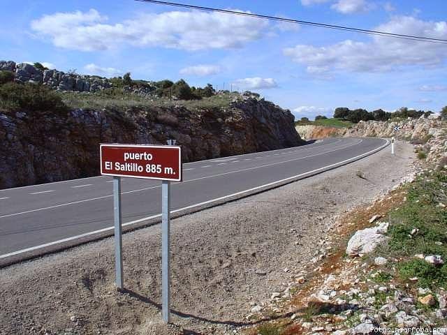 Puerto del Saltillo