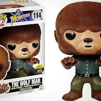 Funko Pop! Flocked Wolfman