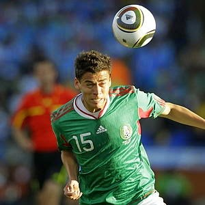 Spurs seek quick deal for Mexican centre-back Moreno