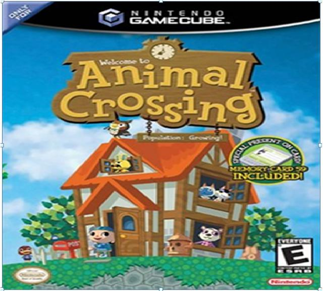 Game Animal Crossing Gamecube | Batar Del Rey