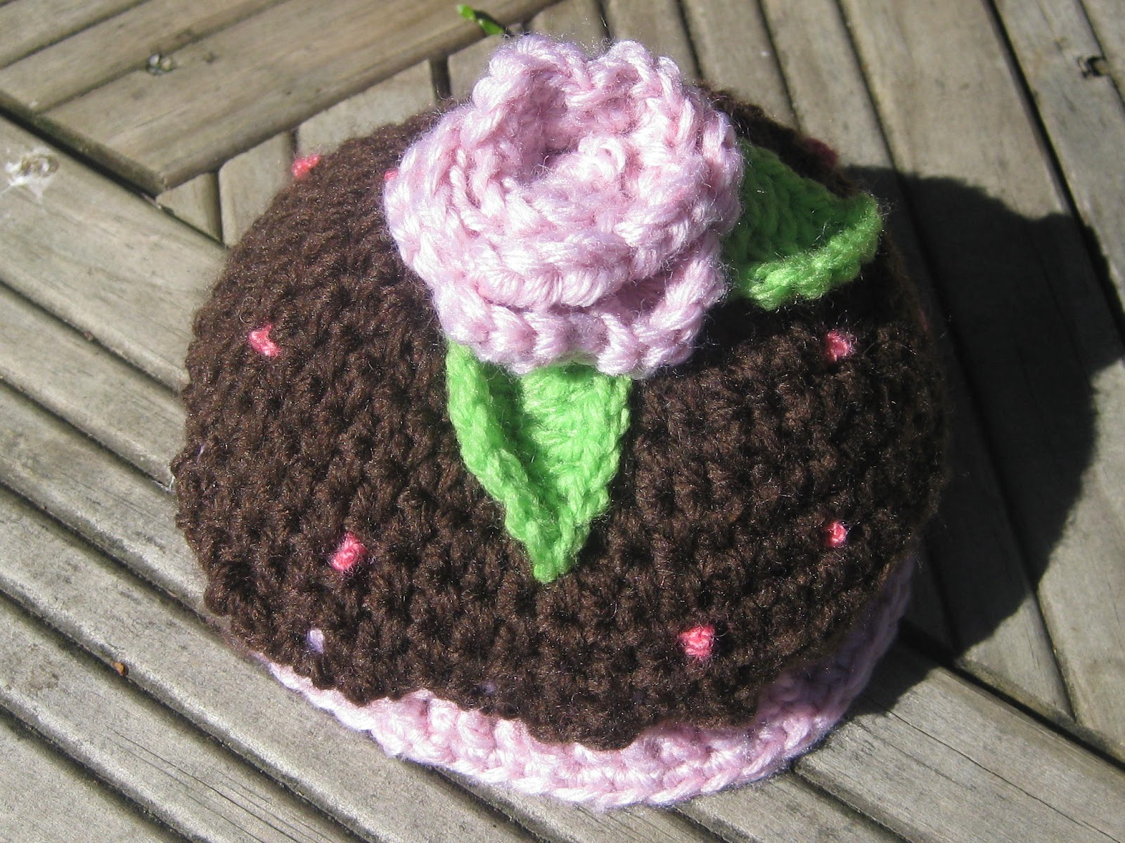 Knot your nanas crochet newborn cupcake hat crochet cupcake hat bankloansurffo Image collections