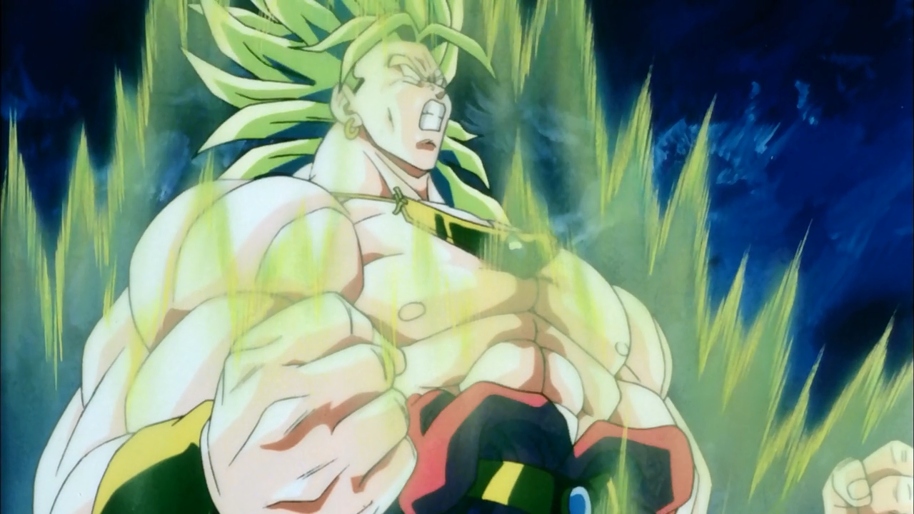 Corona Jumper: Dragonball Z Movie 8: Broly, the Legendary ...