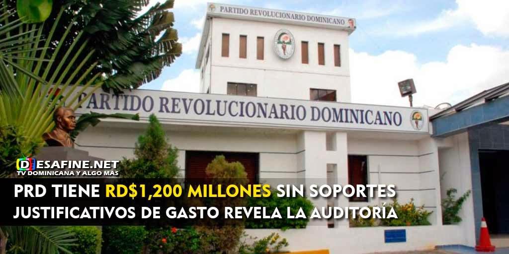 http://www.desafine.net/2015/02/prd-tiene-rd1200-millones-sin-soportes-de-gasto-revela-auditoria.html