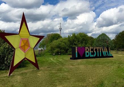 Bestival Festival, Toronto Islands
