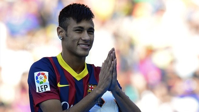 Neymar excited by Messi alliance authority sports