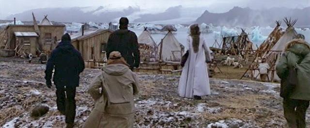 Islandia: Jokulsarlon una laguna de cine