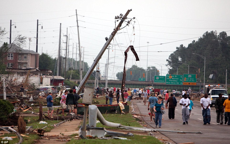 Southern America's Deadly Storms Disaster Seen On www.coolpicturegallery.us