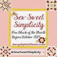 Sew Sweet Simplicity BOM