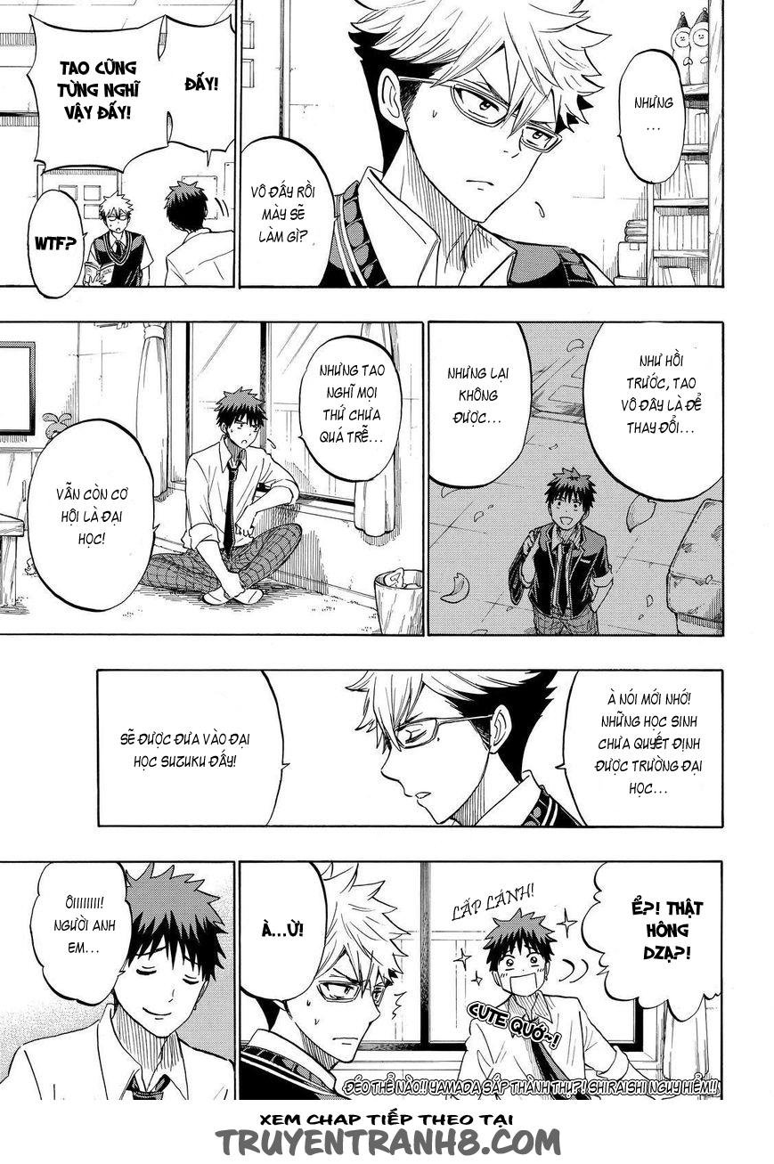 Yamada-kun to 7-nin no majo chap 226 Trang 13 - Mangak.info
