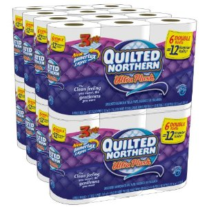 Amazon: Quilted Northern Bath Tissue As Low As $0.24 A Roll Shipped