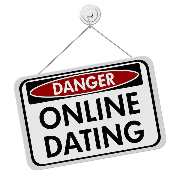 trouble with online dating