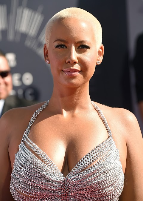 Amber Rose bares her heart out in an article for Time