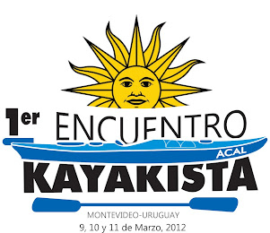 ENCUENTRO KAYAK URUGUAY 2012
