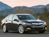 2014 Acura RLX Japanese car photos 1
