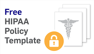HIPAA security policy template