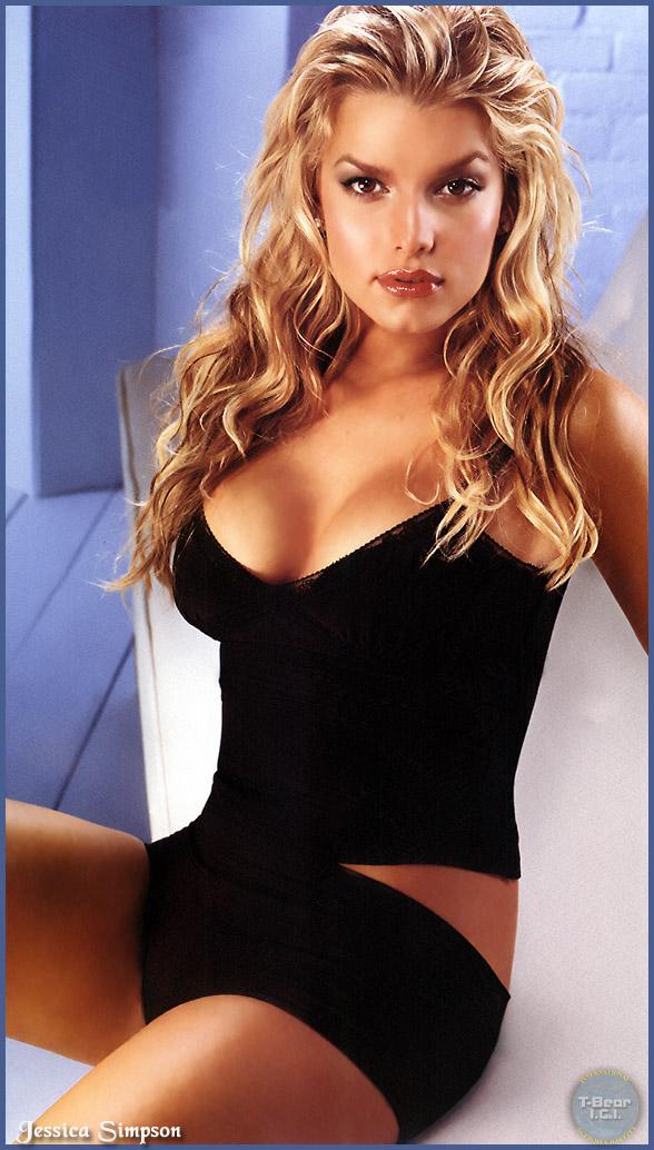 2008 Jessica simpson bikini