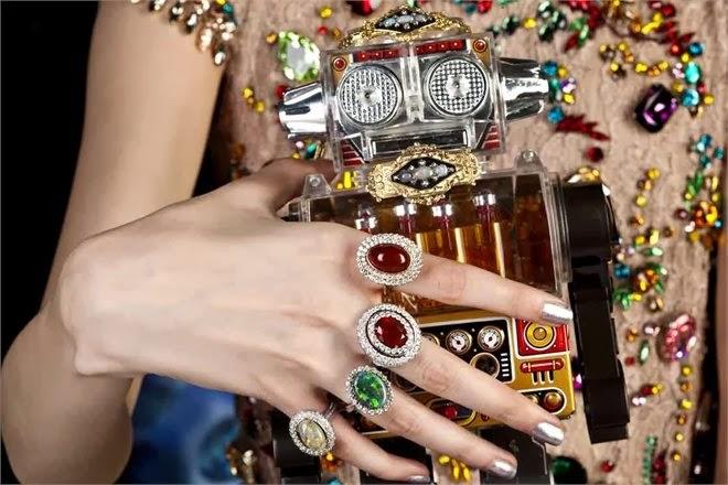 Many Glamorous Rings