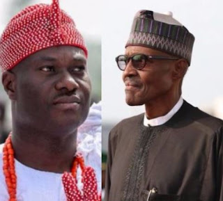 GIFTNAIJA Exclusive: Now that Buhari is back, we shouldn't stress him too much - Ooni Of Ife
