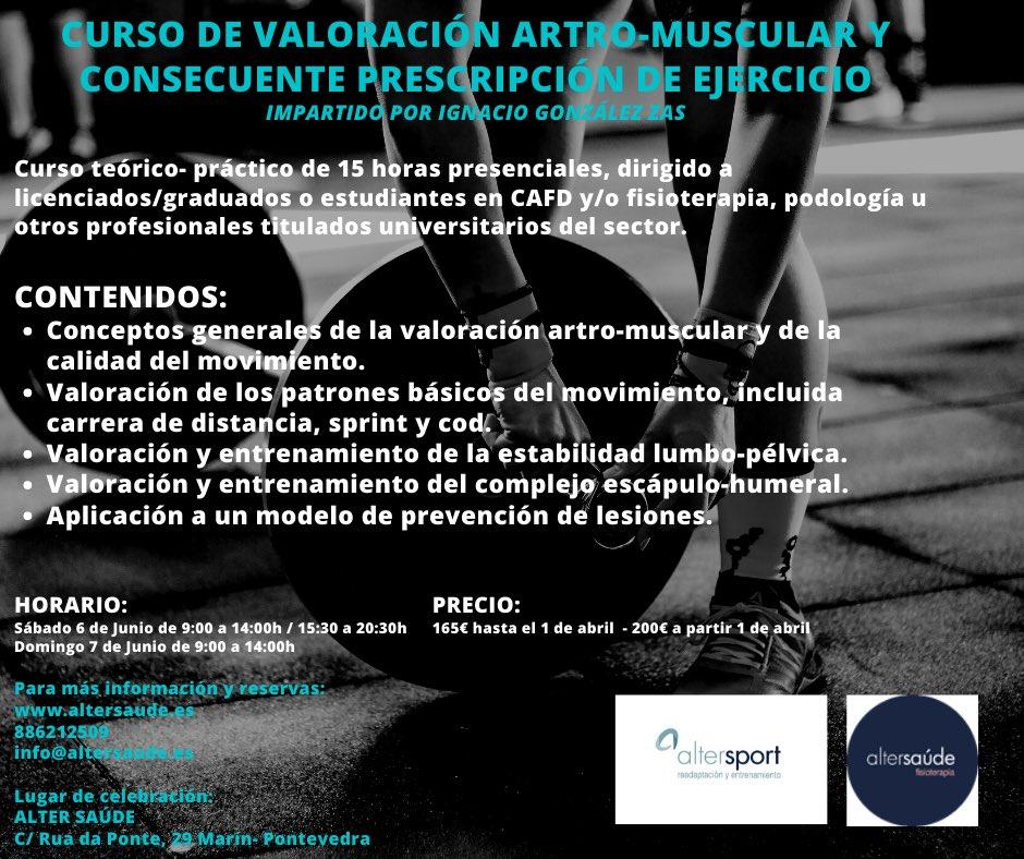 Pontevedra, 6 y 7 de junio