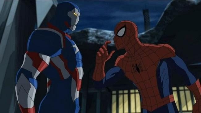 spider man skillet hero