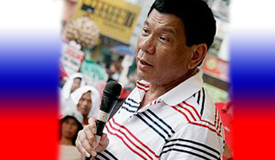 Fireworks no more when Duterte wins in 2016 race