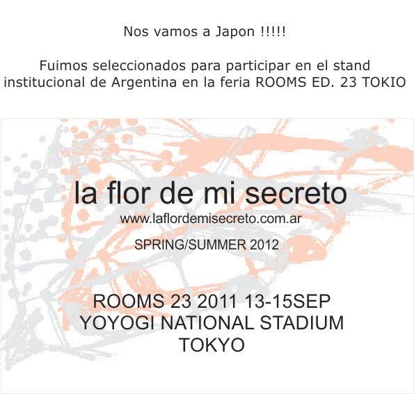 NOS VAMOS A TOKYO !!!!