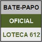 LOTECA 612 - BATE PAPO OFICIAL SEGUNDA-FEIRA