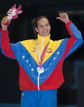 Alejandra Benítez Romero - A nova Ministra Venezuelana