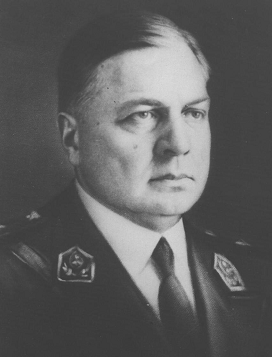 General ENRIQUE MOSCONI